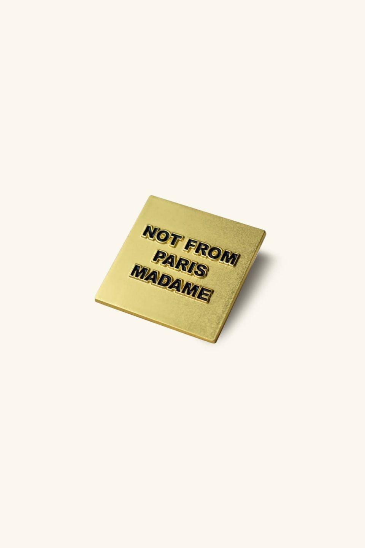 NFPM Pin