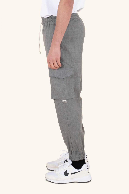 Cargo Cuffed Pants