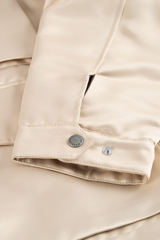 Satin Utility Jacket