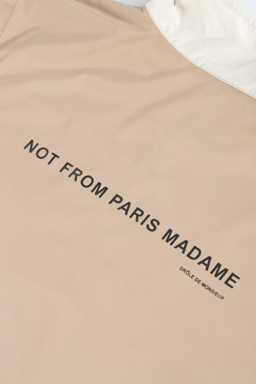 Paneled NFPM Jacket