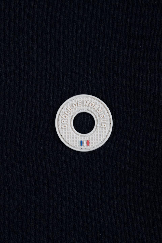 Slogan Pocket Sweatshirt