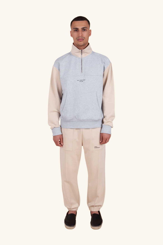 Half-Zipped NFPM Sweatshirt