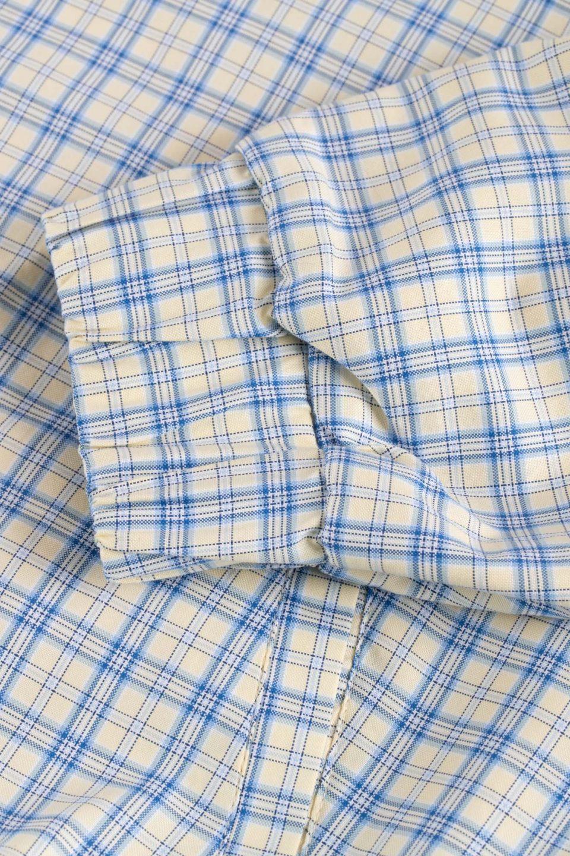 Check Cotton Jacket