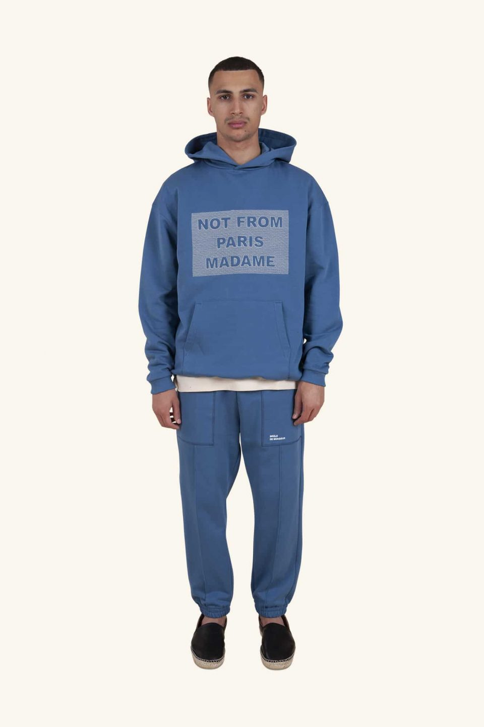 Embroidered NFPM Hoodie