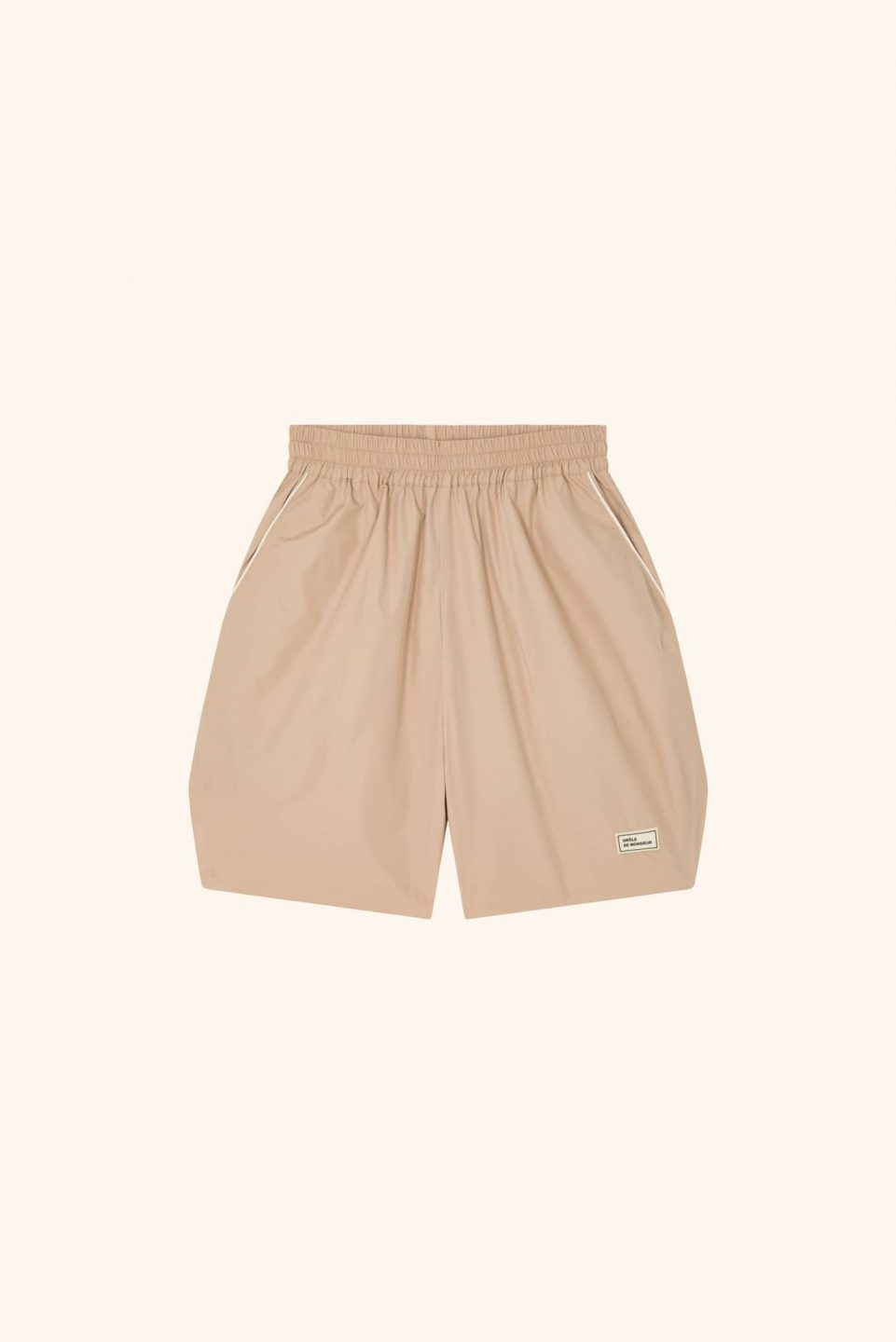 Nylon Patched Short