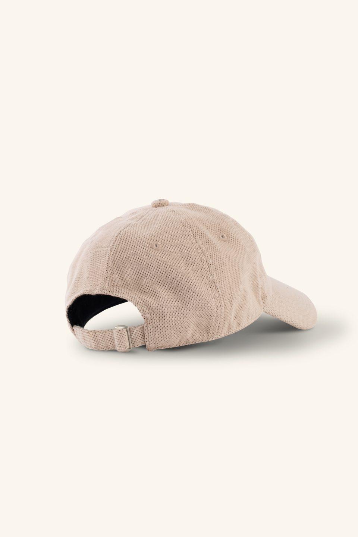 Patched Pique Cap