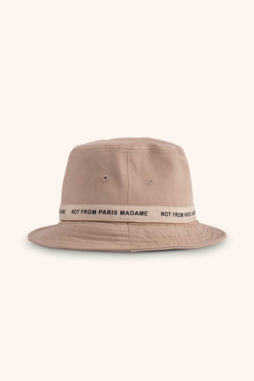 Slogan Bucket Hat