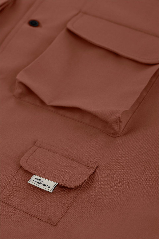 Wool Utility Shirt
