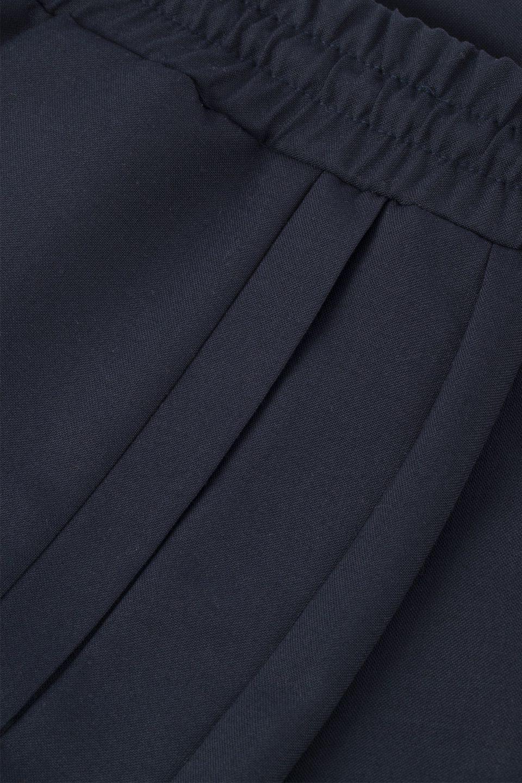 Wool Cuffed Cargo Pants