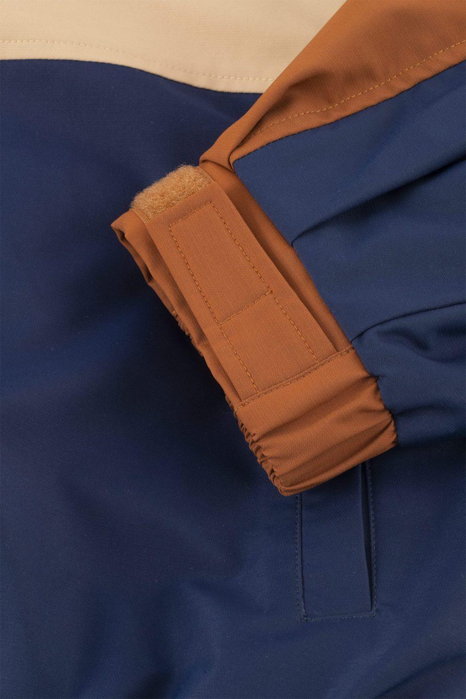 Color Block Striped Jacket