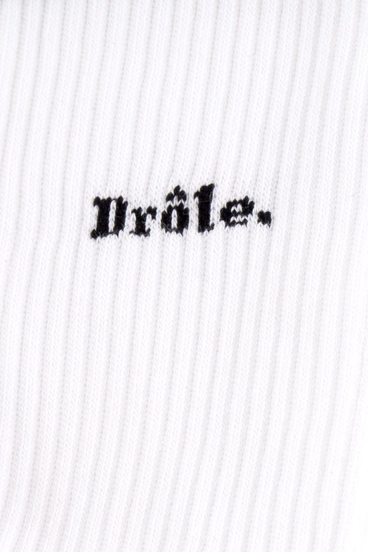 Drôle Logo Socks