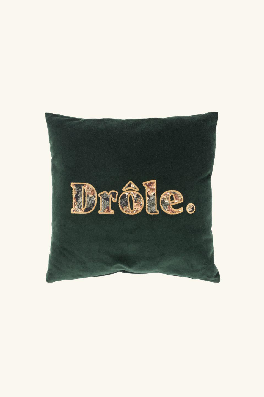Drôle Cushion Cover