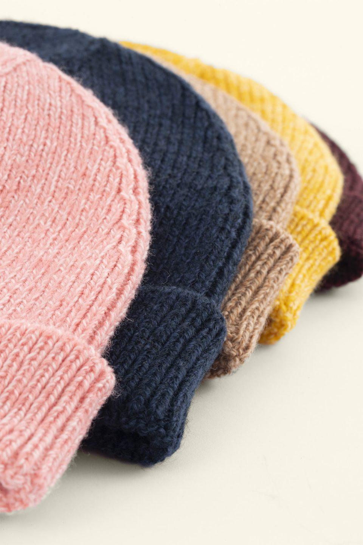 Wool Drôle Beanie