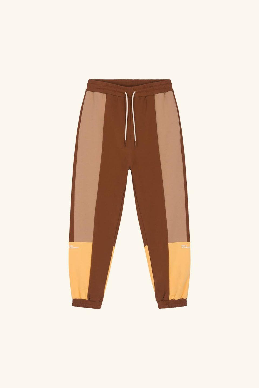 Color Block Sweatpants