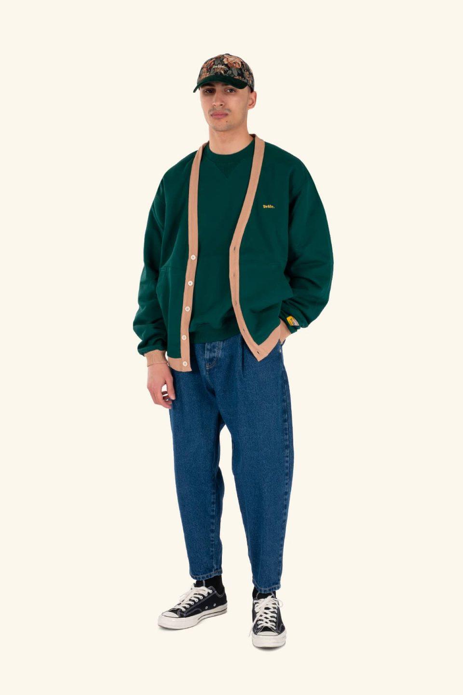 Functional Cardigan