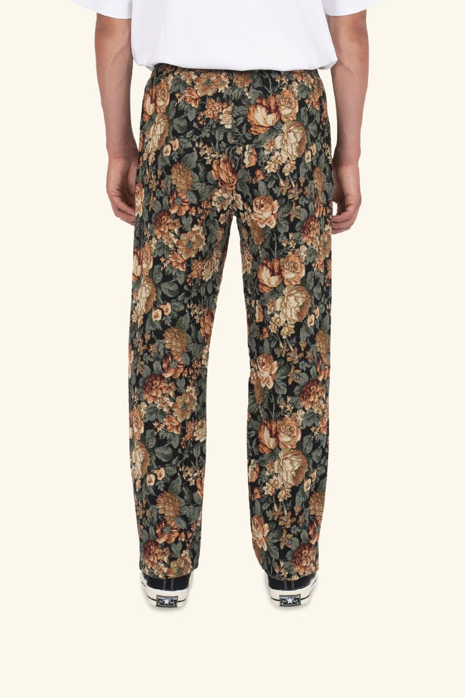 Floral Regular Pants