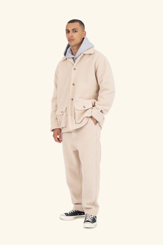 Polartec Collar Jacket