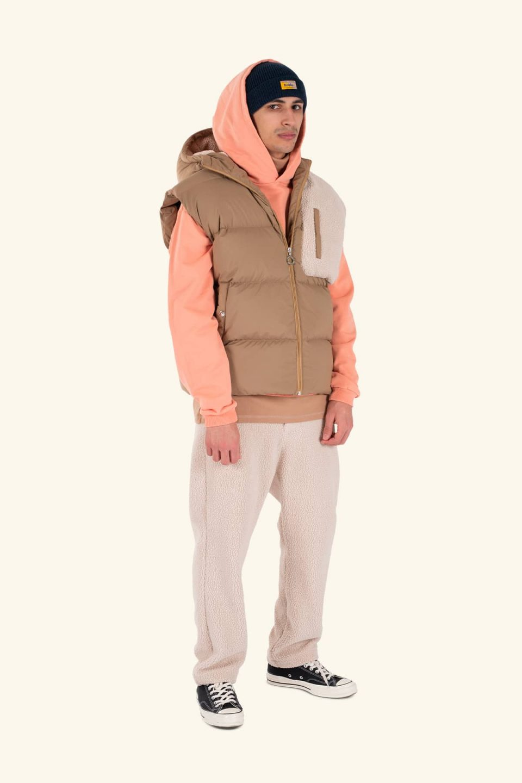 Yoked Down Jacket