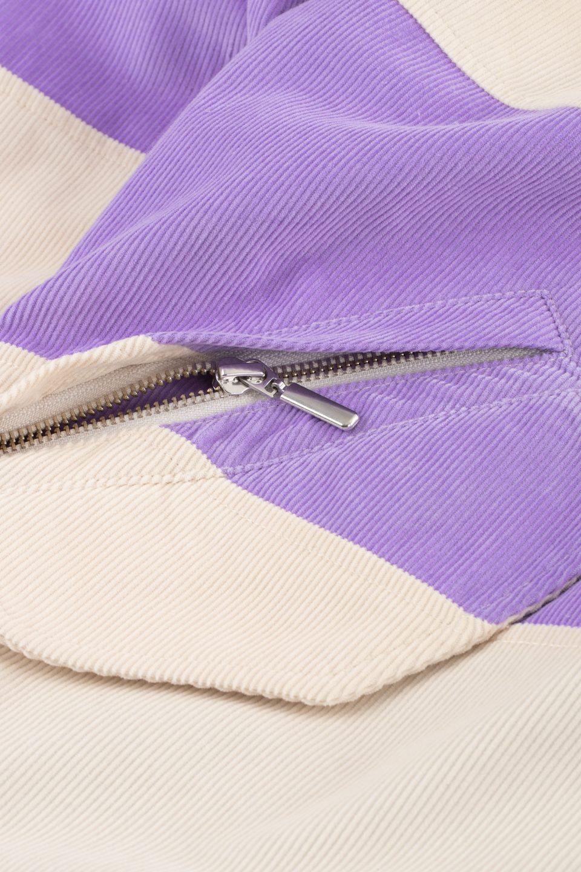 Corduroy Striped Jacket