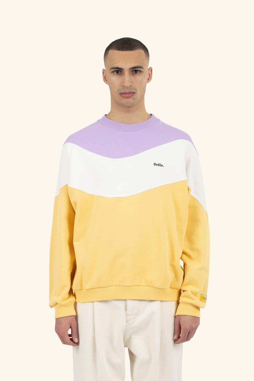 Drôle Wave Sweatshirt