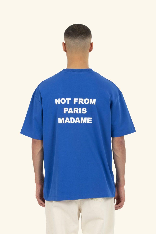 Ribbed NFPM T-shirt