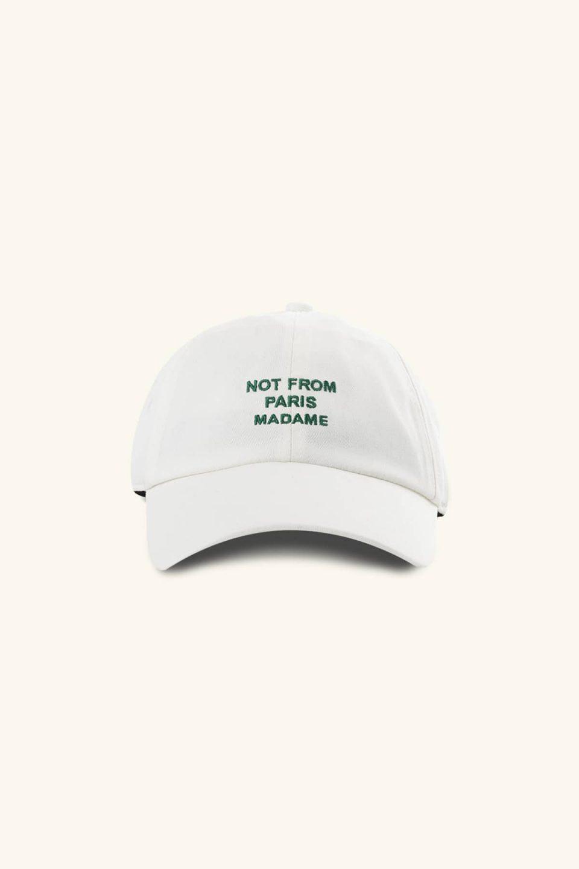 NFPM Slogan Cap
