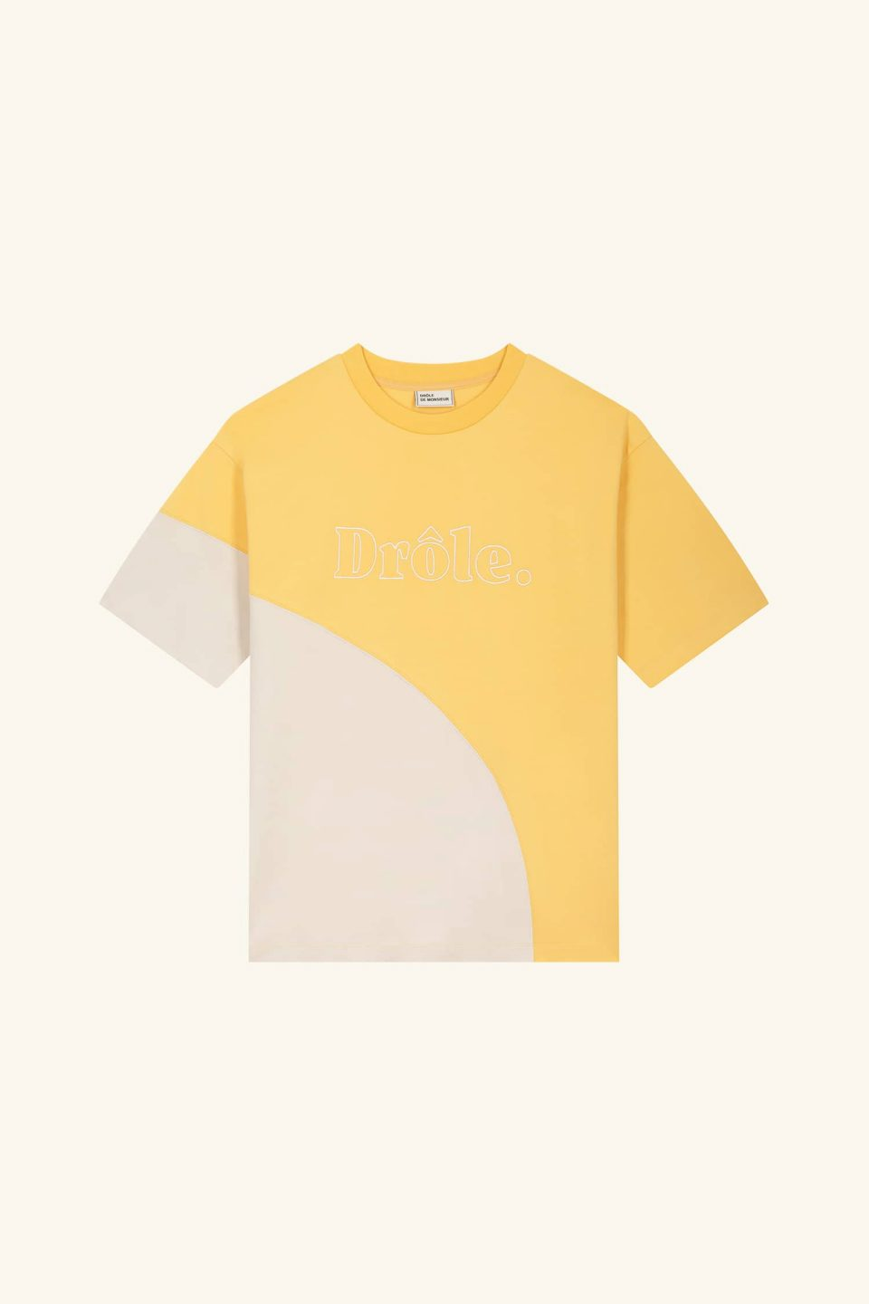 Drôle Embroidered T-shirt