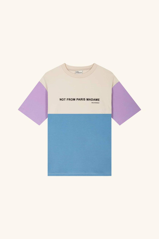 NFPM Paneled T-shirt