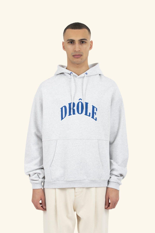 Drôle Embroidered Hoodie
