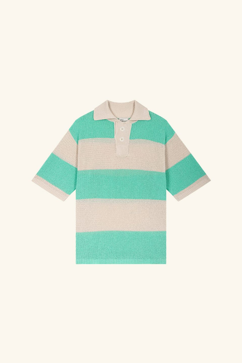 Knitted Polo