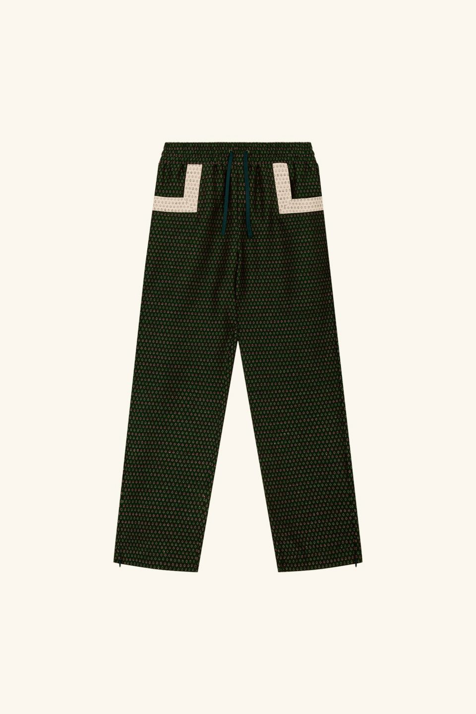 Linen Regular Pants