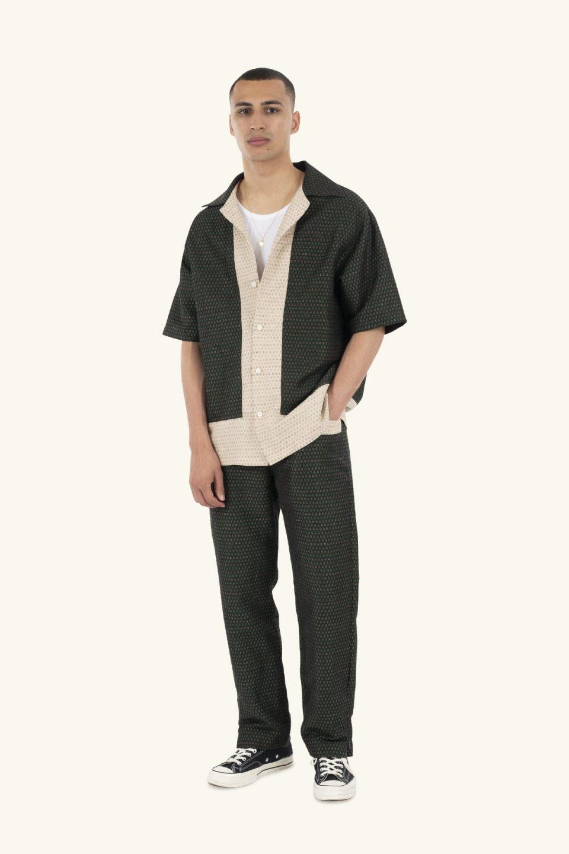 Linen Regular Pants