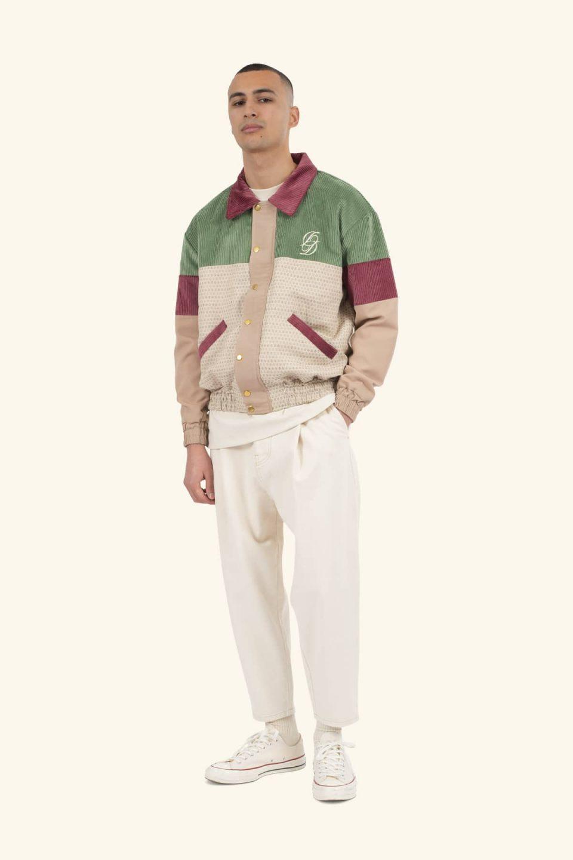 D Mirror Jacket